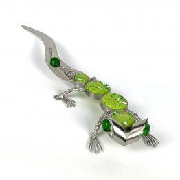 Gecko grün oben