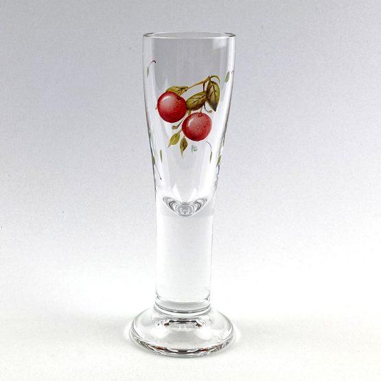 Schnapsglas Kirschen