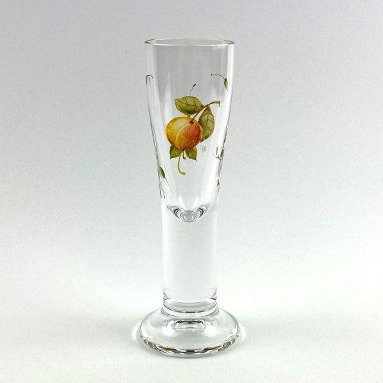 Schnapsglas Marille
