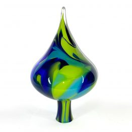 Zwiebelkugel türkis blau grün