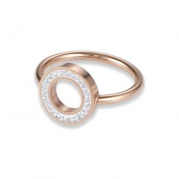 coeur de lion ring kristall