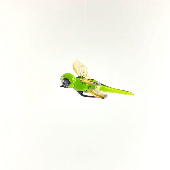 Libelle grün zum Hängen