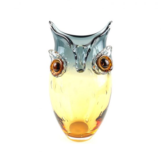 Eulen-Vase groß