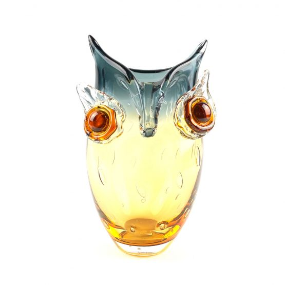 Eulen-Vase klein