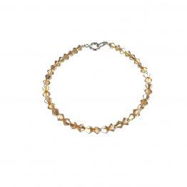 Armband golden Shadow