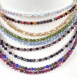Bleikristallketten