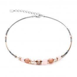 Halskette echte Steine
